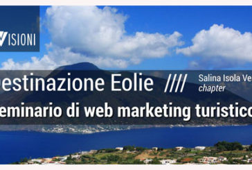 Web marketing turistico al centro di un seminario a Salina