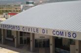 La tassa di soggiorno per supportare l'attività dell'aeroporto di Comiso