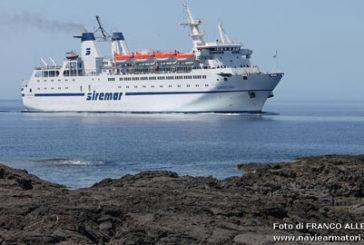 Siremar rinnova la flotta. In autunno nuovo traghetto per Caronte&Tourist