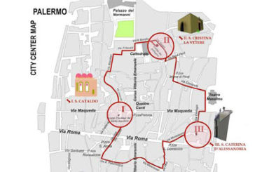 A Palermo itinerario sulle tracce degli antichi pellegrini