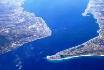 Sullo Stretto di Messina operative le navi di Blu Jet (Rfi)