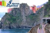 Cinque Terre, in aumento treni e fermate nelle stagione estiva