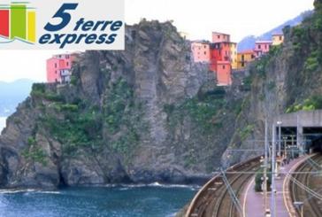 5 Terre Express diventa brand promozione Liguria