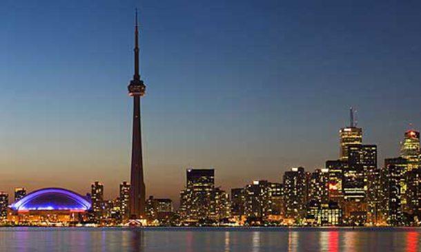 collegamento sito Toronto