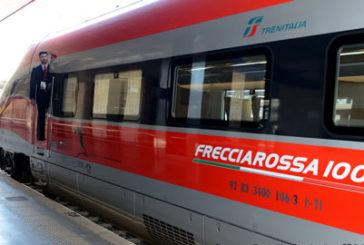Il Frecciarossa adesso anche a Genova, corse dal 15 marzo