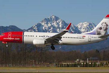 Norwegian pubblica il calendario voli invernale