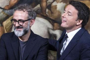 Chef Bottura incontra Renzi: mio riconoscimento è a tutta Italia