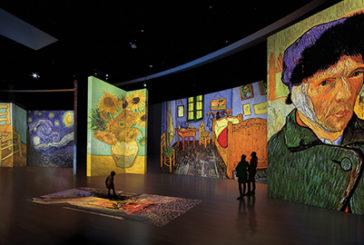 Torino, ultimi giorni per visitare la mostra Van Gogh Alive'
