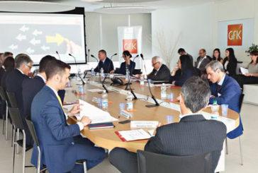 Il ruolo del digital nel settore turistico, tavola rotonda nella sede di Gfk
