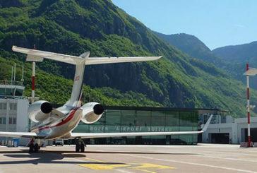 Referendum boccia finanziamento pubblico per aeroporto di Bolzano