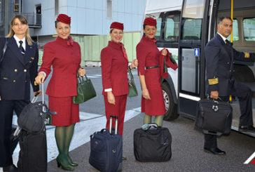 Alitalia, entro l'estate le nuove divise firmate da Alberta Ferretti