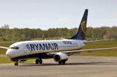 Rissa su volo Ryanair e l'aereo ritorna a Londra