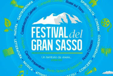 Festival del Gran Sasso, più di 400 eventi da luglio ad ottobre