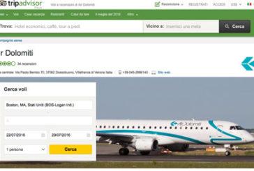 Ora su TripAdvisor si possono recensire anche le compagnie aeree