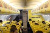 La sporcizia vola a bordo di Ryanair: indagine di un magazine inglese
