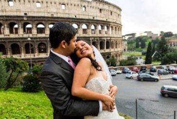 Il wedding tourism in Italia vale 380 mln di euro