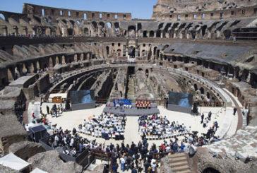 Colosseo: finito restauro esterno, ora ipogei e arena