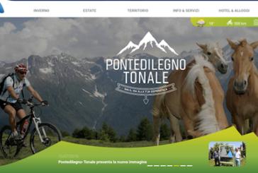 Nuovo sito per la destinazione turistica Pontedilegno-Tonale