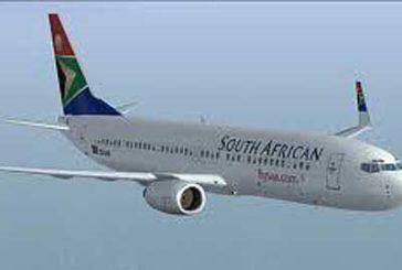 Dopo raffica di scioperi SAA ripristina i voli per Cape Town, Durban e Victoria Falls
