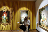 Alla Reggia Venaria in mostra le 'Meraviglie degli Zar'
