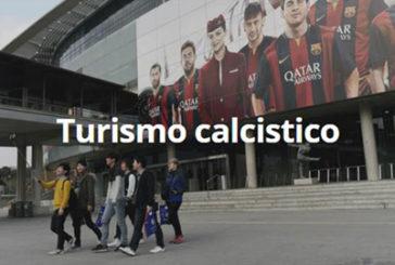 Il calcio fa viaggiare anche chi non si definirebbe un 'super tifoso'