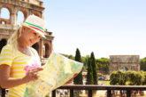 A Roma sempre più turisti ma low cost e di minor valore