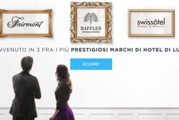 Accorhotels acquisisce Fairmont, Raffles e Swissôtel per 768 mln