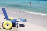 La spiaggia Mondello accessibile anche ai disabili