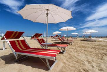 A Riccione il bagno al mare si fa anche d'inverno: da domenica attiva spiaggia attrezzata