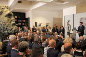 MarTa, Renzi e Franceschini inaugurano il nuovo 2° piano
