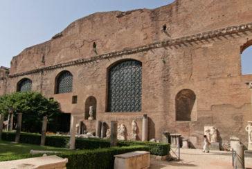 Visite virtuali alle Terme Diocleziano con il progetto Roma5G