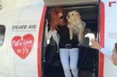 Silver Air compagnia 'Pet Friendly'che vola all'Elba