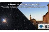 Astronomitaly, degustazione astronomica al Castello di Saluzzo