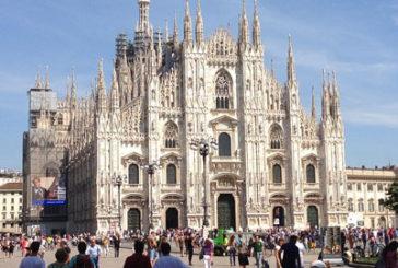 A Milano crescono gli arrivi, +13,10% nel I semestre 2017
