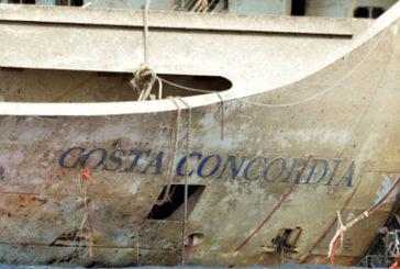 Ultimo viaggio per la nave Concordia
