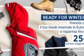 'Ready For Winter?', ecco la nuova promozione di NH per il break invernale
