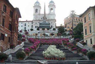 Trinità dei Monti: fioccano le prime multe ai turisti sporcaccioni
