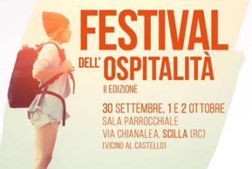 A Scilla il Festival dell'Ospitalità