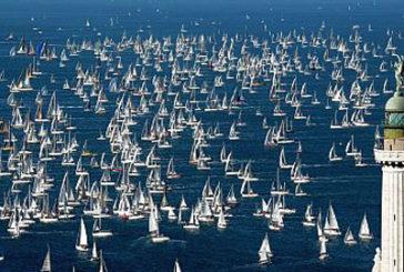 Bluewago spiega le vele alla regata 'Barcolana' di Trieste