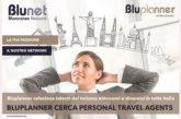 Bluvacanze, entra nel vivo fase di recruiting di 'Bluplanner'
