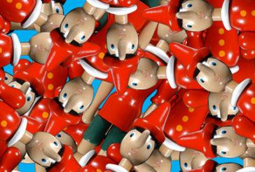 A Pescia un progetto fotografico sulla fiaba di Pinocchio