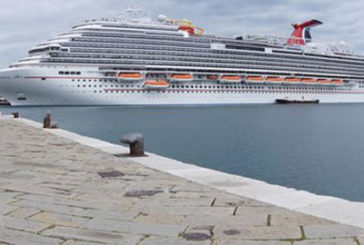 Carnival Cruise Lines pronta a sbarcare a Siracusa