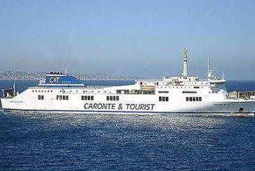I vini Erice Doc si gustano a bordo delle navi Liberty Lines e Caronte e Tourist