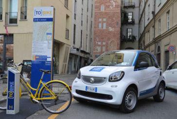 Accordo tra TOBike e car2go per promuovere mobilità sostenibile