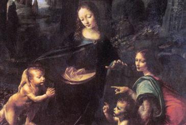 'La Vergine delle Rocce' di Leonardo in mostra a Senigallia