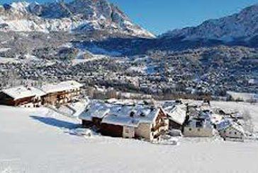 A Cortina si scia dall'11 novembre su Falzarego