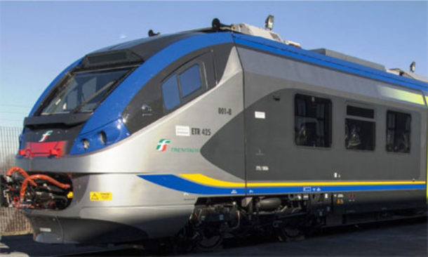 Nell'Isola la puntualità dei treni ha sfiorato 85% nel 2017