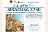 Siracusa, capitale dell'Umanità guarda oltre i suoi primi 2750 anni