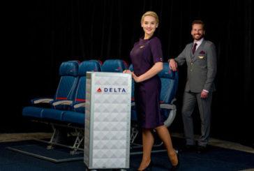 Ecco le nuove uniformi Delta Air Lines disegnate da Zac Posen