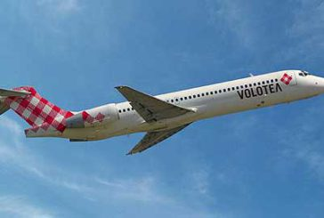 Volotea, più di 8.000 pax in transito quest'estate a Trieste